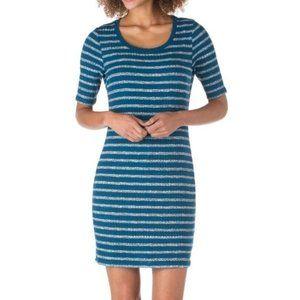 Kensie short sleeve jersey Dress BNWT sz Large